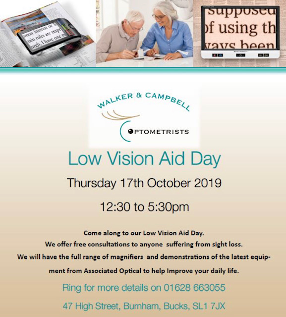 Low Vision Aid Day