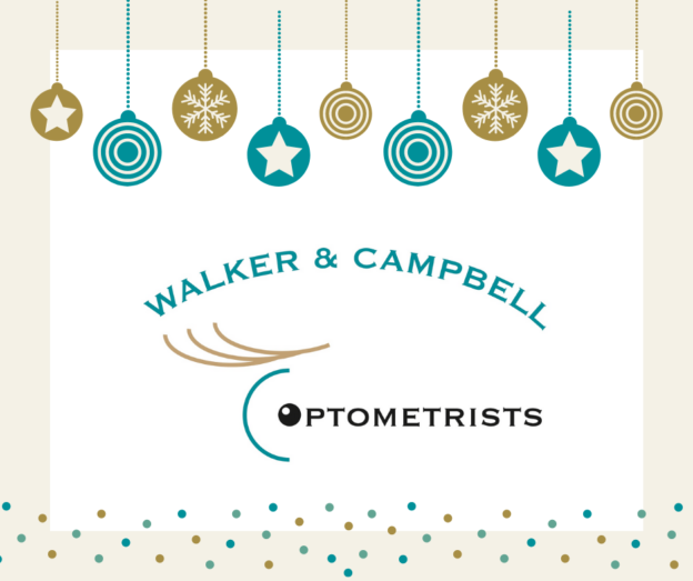 Walker and Campbell Christmas logo